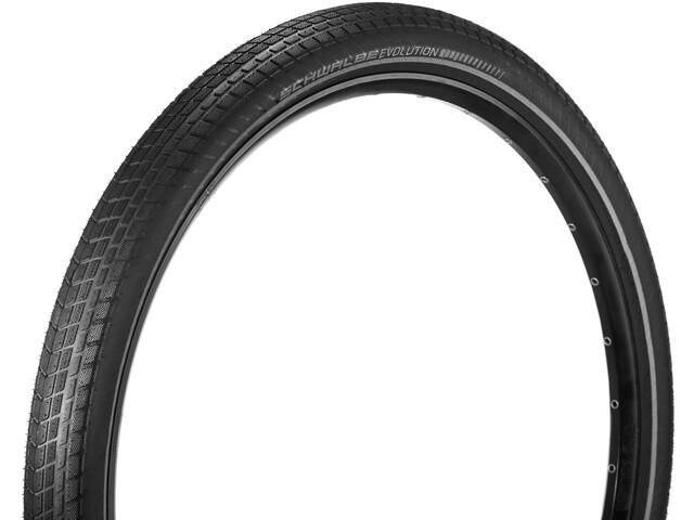 "SCHWALBE Marathon Almotion Folding Tyre V-Guard OneStar Reflex 27.5x2.15"", black"